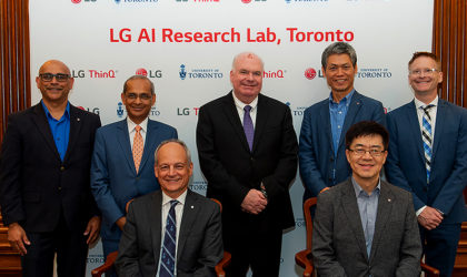 LG ties up with University of Toronto for development of AI research initiatives