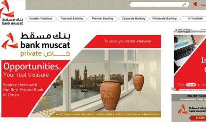 Bank Muscat and SAS recognised for Best Data Analytics initiative in the Middle East