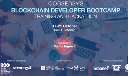 ConsenSys to conduct three-day blockchain developer training, hackathon in Lebanon