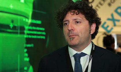 Christian Bolognesi at Italdesign explains the concept of flying car