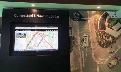 Etisalat and Ericsson demonstrate IoT platform for traffic management at Gitex