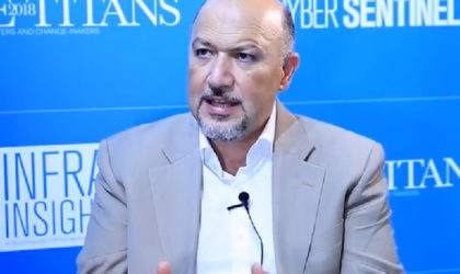 Hamed Diab explains how ForeScout protects an IoT network