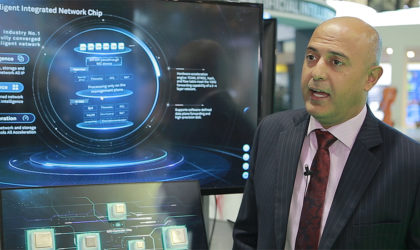 Huawei is building solutions to enable transformation, Safder Nazir