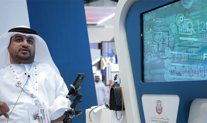 Abu Dhabi Dept of Transport is creating an integrated vehicle system says Abdulaziz Aljassasi