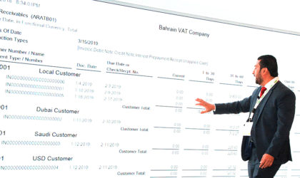 Financial community in Bahrain gears up for VAT driven transformation