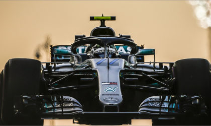 How transformative technologies are helping Mercedes Formula 1 team to win
