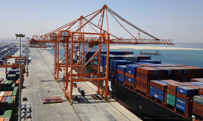 Saudi Arabia port operator scales with Nutanix to manage 50% traffic growth
