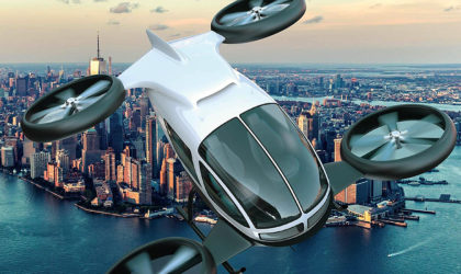 How Bosch is disrupting aviation by crashing prices of sensors in flying taxis