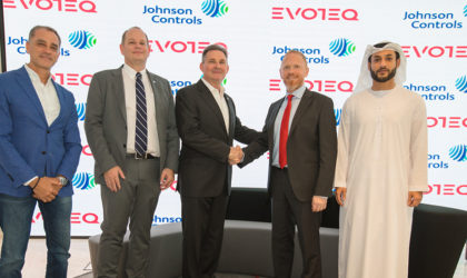 Evoteq and Johnson Controls offer smart building solutions through Paas model