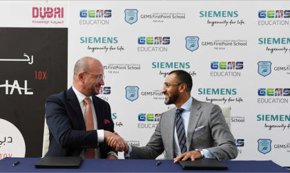GEMS partners with Siemens for technology transfer boosting K-12 transformation