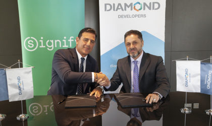 Signify partners with Diamond Developers for transformation of Sustainable City