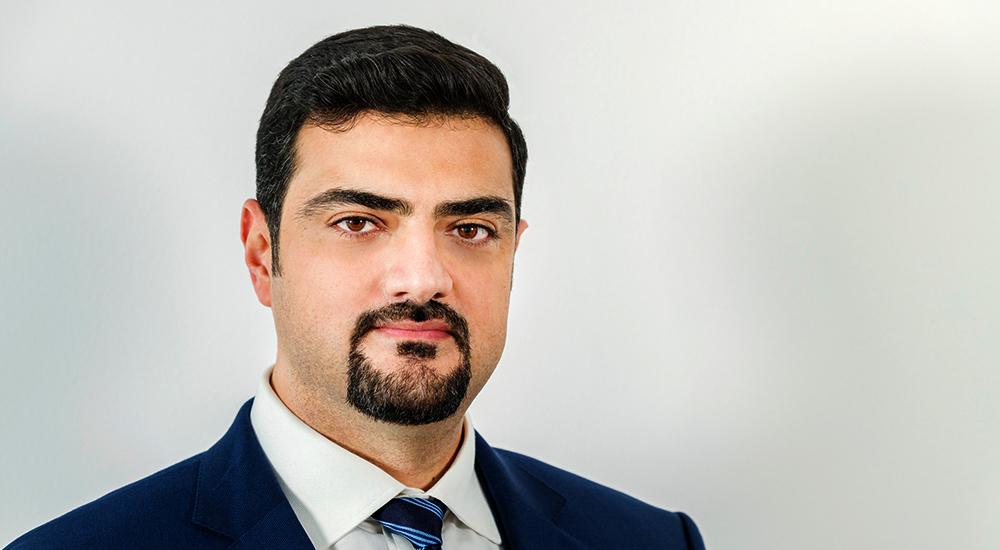Tarek Kuzbari, Regional Director Middle East, Bitdefender.