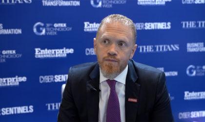 Jihad Tayara explains Evoteq's transformation solution portfolio