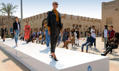 Majid Al Futtaim launches fall collection using Google Street View fashion show