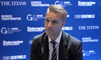 How Nozomi Networks is securing industrial control systems, explains Marcus Josefsson
