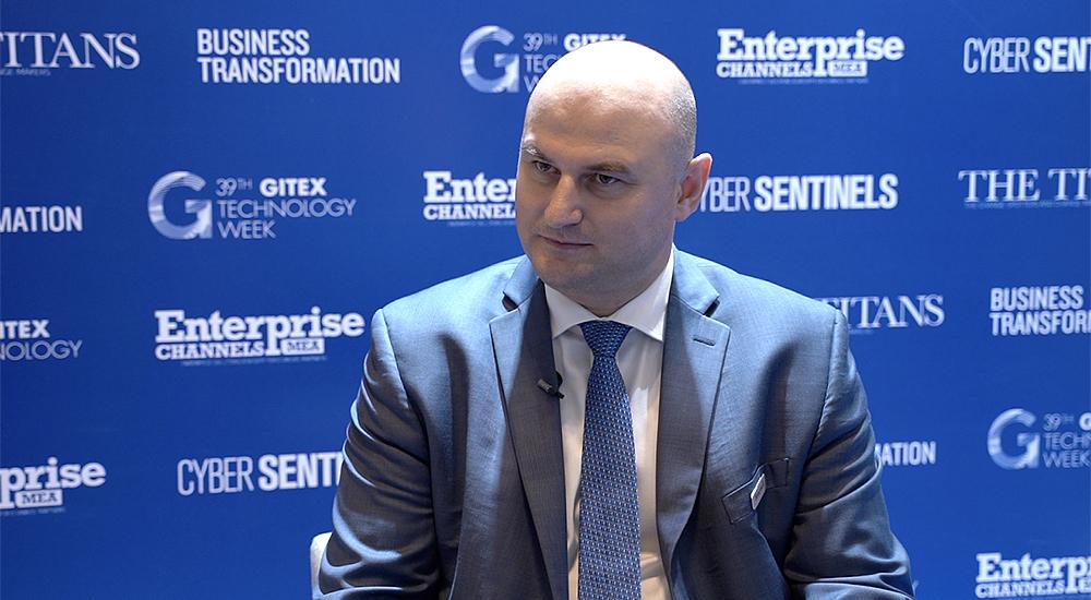 Miroslav Kafedzhiev at Honeywell describes transformation challenges in the logistics industry
