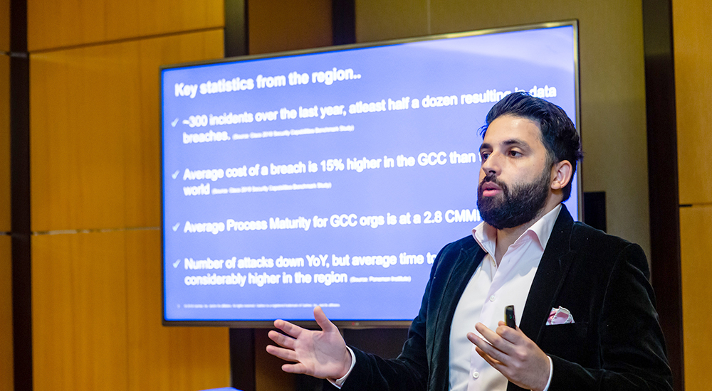 Data protection, cloud security driving cyber security transformation in MENA, Gartner