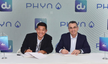 du partners with Phyn to introduce smart water solutions in UAE