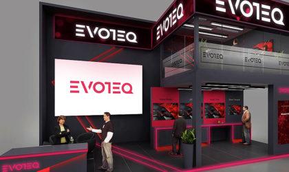 Evoteq presenting smart city, AR VR, IoT, smart manufacturing at Gitex 2019