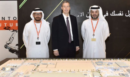 AMMROC to set up amongst largest military maintenance centre at Al Ain airport