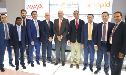 Mashreq partners with Avaya and Koopid to transform banking experience