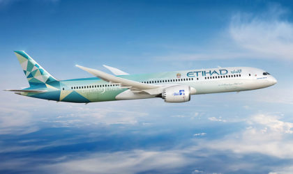 Etihad, Boeing announce strategic partnership to enhance sustainable aviation