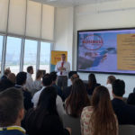 DHL's Business Breakfast session