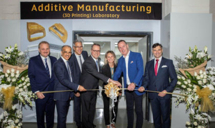 Etihad Engineering receives MRO approval for 3D spare parts printing