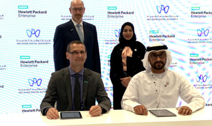 HPE and Abu Dhabi Digital Authority partner to execute data federation vision