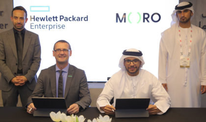 HPE partners with Moro to deliver digital transformation services