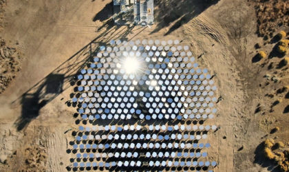 Why Heliogen's 1,000C solar breakthrough is so important for Middle East