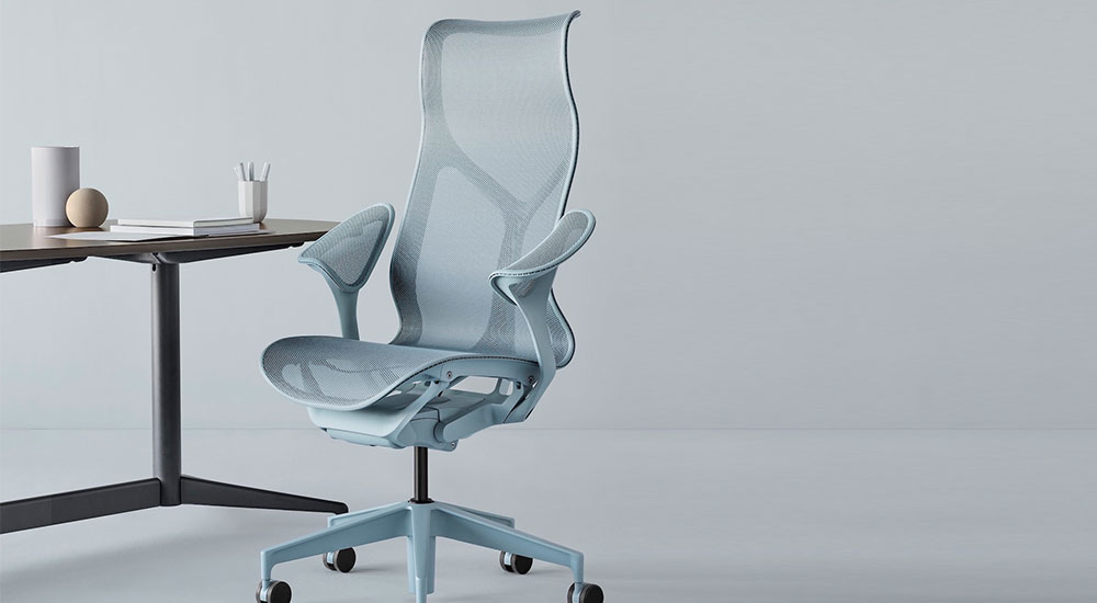 Herman Miller Cosm chair makes it to TIME's list of 100 Best Inventions of 2019