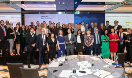 Best employers have employee engagement score of 83%, Kincentric 2019 survey