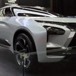 The Mitsubishi e-Evolution Concept