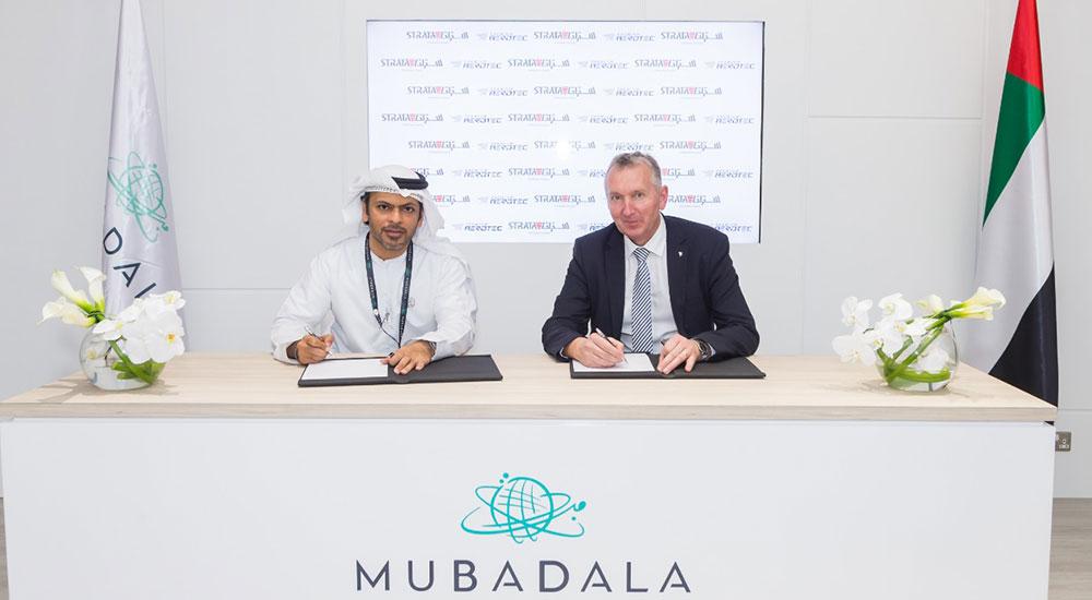 Mubadala's Strata signs MoU with German Premium AEROTEC for aircraft parts