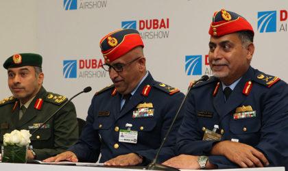 At Dubai Airshow 2019, UAE MoD signed military deals worth almost $4 billion