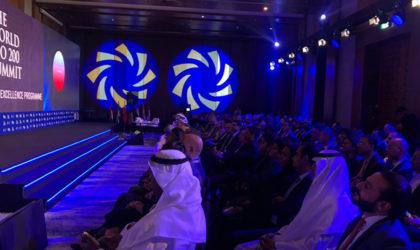 Top speakers dominate World CIO 200 Summit 2019 during 2-day mega event in UAE