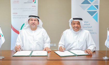 DFZC signs MoU with Dubai Exports to boost foreign trade and value of exports