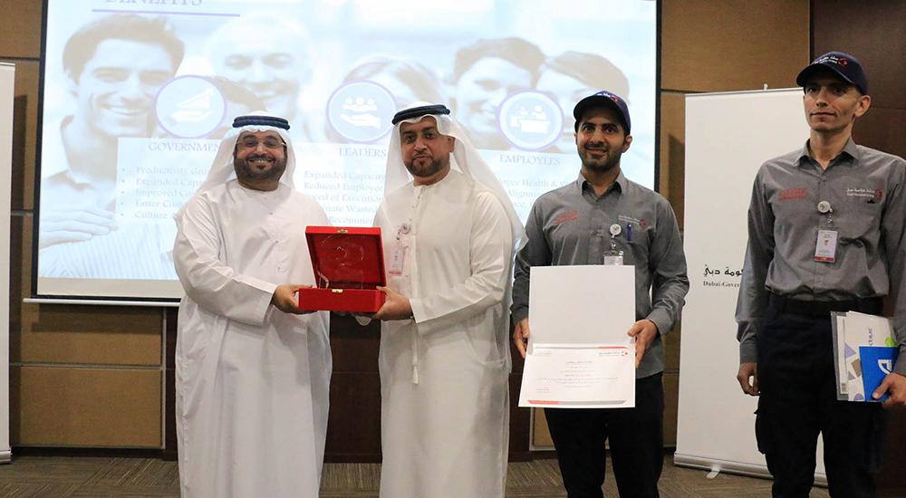 Dubai Government Workshop and Dubai Customs discuss using AI to boost productivity