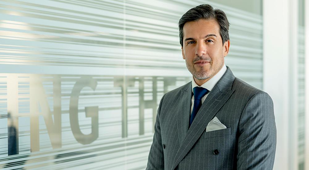Filippo Sona, Managing Director, Global Hospitality at Drees & Sommer