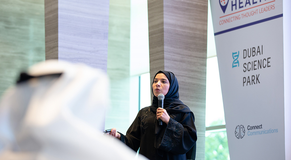 Habiba Al Safar, Director of Biotechnology Center, Khalifa University