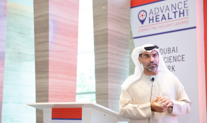 Dubai Science Park holds Advance Health forum to boost genome sequencing