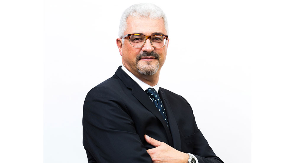 Thierry Nicault, Regional Vice-President Enterprise Business Unit for Middle East, Africa and Central Europe, Salesforce