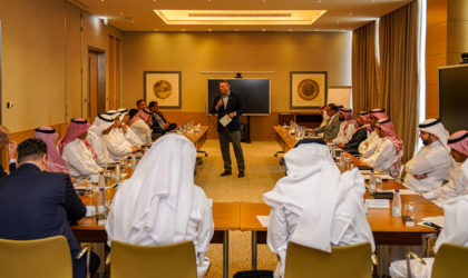 Blackboard partners with AWS to host customer round table in Saudi Arabia