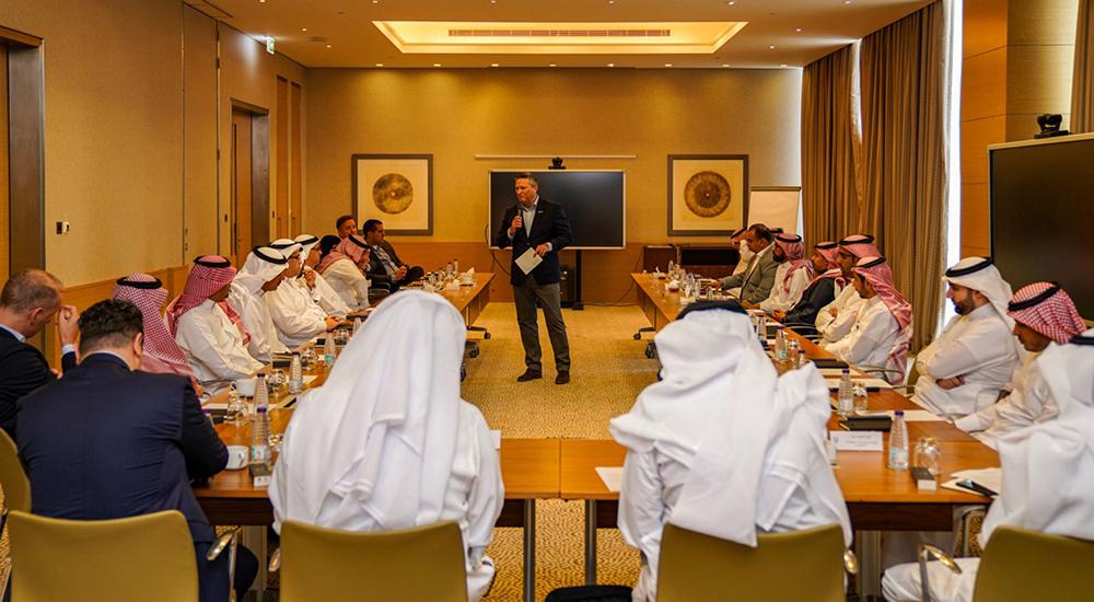 Blackboard hosts first-ever executive roundtable in Saudi Arabia