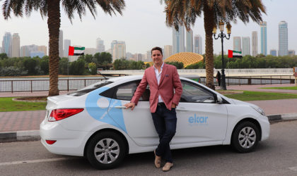 Car-sharing app ekar launches in Sharjah, plans to expand across GCC, Turkey, Egypt