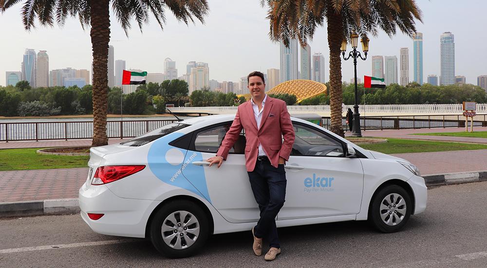 ekar launches in Sharjah