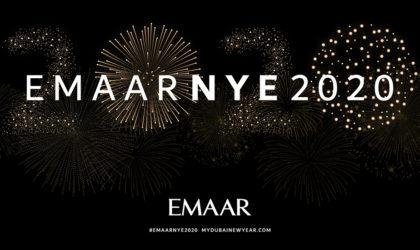 Emaar announces iconic Burj Khalifa fireworks display, fountain show for NYE 2020