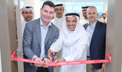 Wood manufacturer Finsa opens office in Dubai Digital Park at DSO
