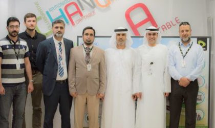 Etisalat and Huawei jointly test next generation OXC optical fibre network